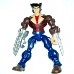 Marvel Mashems Wolverine Action Figure 2015 loose @sold@